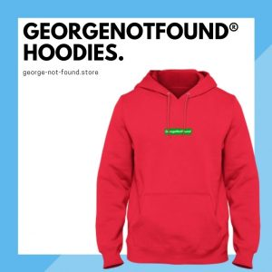 GeorgeNotFound Hoodies