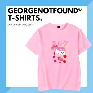 GeorgeNotFound T-Shirts