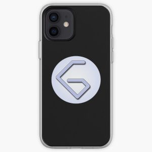 Georgenotfound Gaming Logo iPhone Soft Case RB0906 product Offical GeorgeNotFound Merch