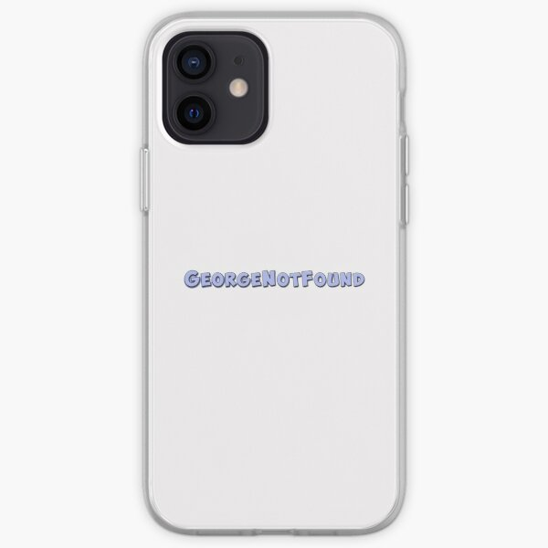 Georgenotfound Signature Gaming iPhone Soft Case RB0906 product Offical GeorgeNotFound Merch