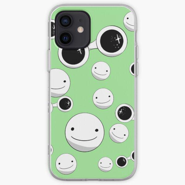 Dreamwastaken Georgenotfound Pattern iPhone Soft Case RB0906 product Offical GeorgeNotFound Merch