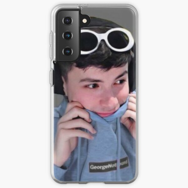 GeorgeNotFound Samsung Galaxy Soft Case RB0906 product Offical GeorgeNotFound Merch