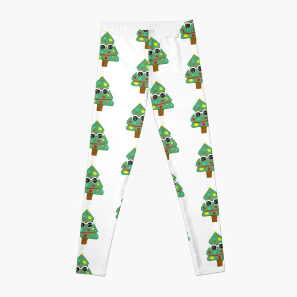 GeorgeNotFound Christmas tree Leggings RB0906 product Offical GeorgeNotFound Merch