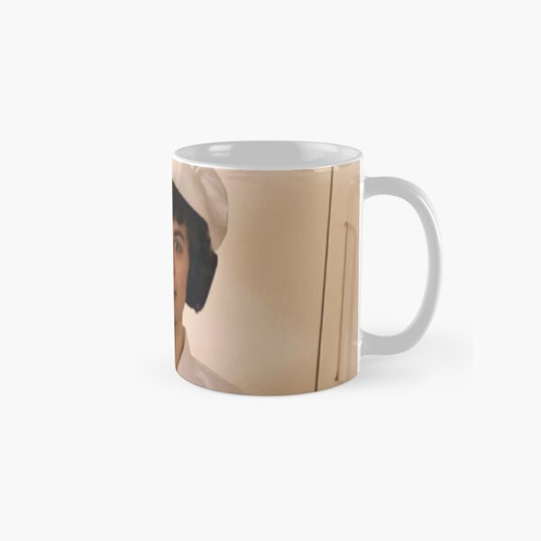 GeorgeNotFound holding knife Classic Mug RB0906 product Offical GeorgeNotFound Merch