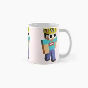 Georgenotfound Glasses Funny Minecraft  Classic Mug RB0906 product Offical GeorgeNotFound Merch