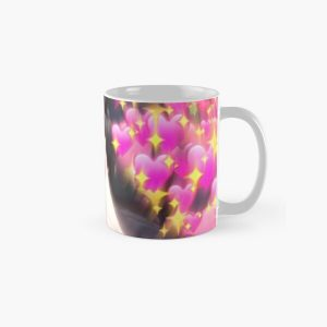 GeorgeNotFound Heart meme Classic Mug RB0906 product Offical GeorgeNotFound Merch