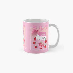 Georgenotfound strawberry milk shake Classic Mug RB0906 product Offical GeorgeNotFound Merch