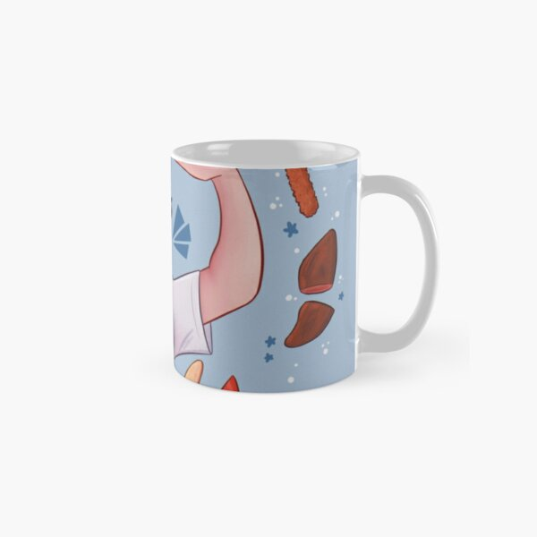 Chef Georgenotfound Classic Mug RB0906 product Offical GeorgeNotFound Merch