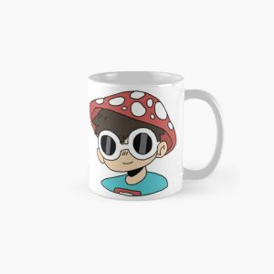 Georgenotfound Glasses Classic Mug RB0906 product Offical GeorgeNotFound Merch