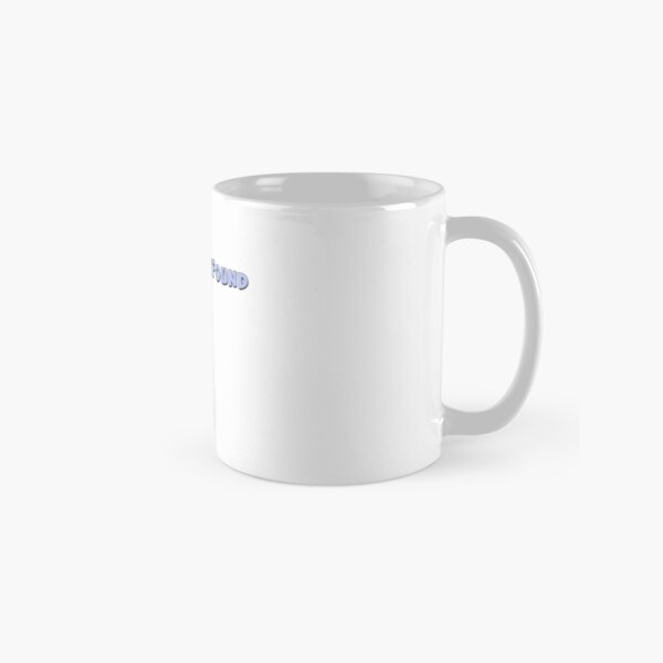 Georgenotfound Signature Gaming Classic Mug RB0906 product Offical GeorgeNotFound Merch