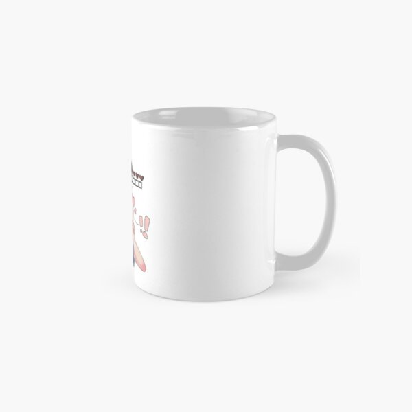 Georgenotfound with hearts ver2 Classic Mug RB0906 product Offical GeorgeNotFound Merch