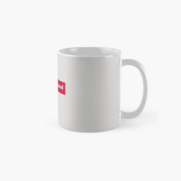 georgenotfound grey Classic Mug RB0906 product Offical GeorgeNotFound Merch
