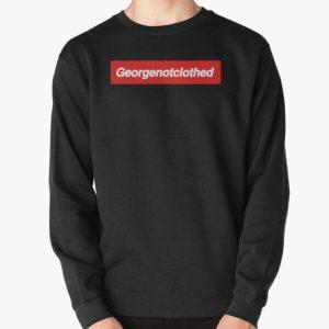 GeorgenotClothed Merch Dream SMP Georgenotfound onlyfans Pullover Sweatshirt RB0906 product Offical GeorgeNotFound Merch
