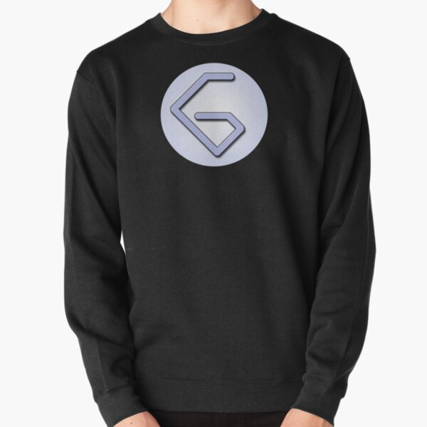 Georgenotfound Gaming Logo Pullover Sweatshirt RB0906 product Offical GeorgeNotFound Merch