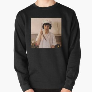 GeorgeNotFound holding knife Pullover Sweatshirt RB0906 product Offical GeorgeNotFound Merch