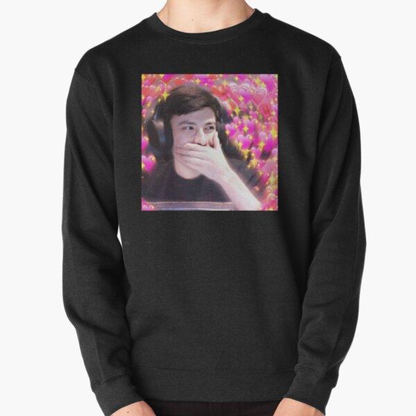 GeorgeNotFound Heart meme Pullover Sweatshirt RB0906 product Offical GeorgeNotFound Merch