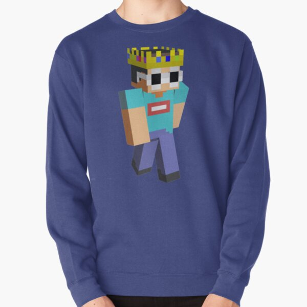 Georgenotfound Glasses Funny Minecraft  Pullover Sweatshirt RB0906 product Offical GeorgeNotFound Merch