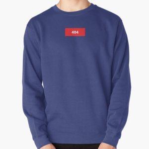 GeorgeNotFound 404 Design Pullover Sweatshirt RB0906 product Offical GeorgeNotFound Merch