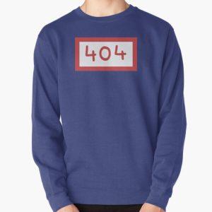 GeorgeNotFound 404 Pullover Sweatshirt RB0906 product Offical GeorgeNotFound Merch
