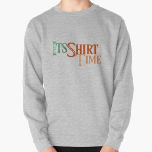 Its shirt time by georgenotfound  Pullover Sweatshirt RB0906 product Offical GeorgeNotFound Merch