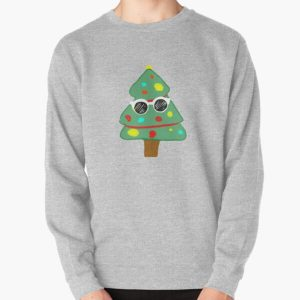 GeorgeNotFound Christmas tree Pullover Sweatshirt RB0906 product Offical GeorgeNotFound Merch