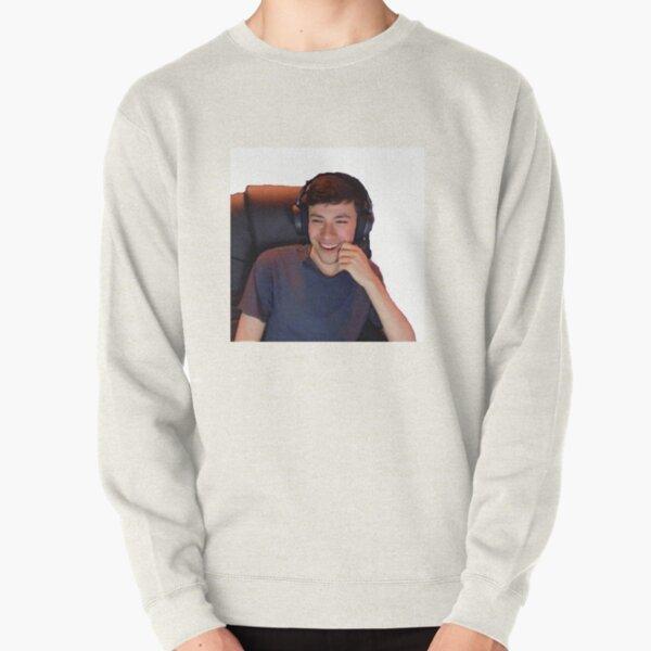 Georgenotfound smiling  Pullover Sweatshirt RB0906 product Offical GeorgeNotFound Merch