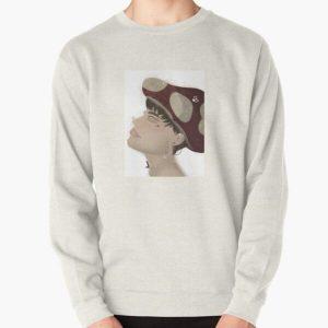 GeorgeNotFound Kinoko Kingdom - No BG Pullover Sweatshirt RB0906 product Offical GeorgeNotFound Merch