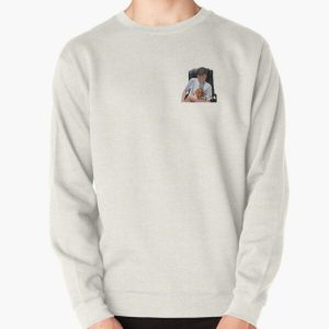 GeorgeNotFound with dog Pullover Sweatshirt RB0906 product Offical GeorgeNotFound Merch