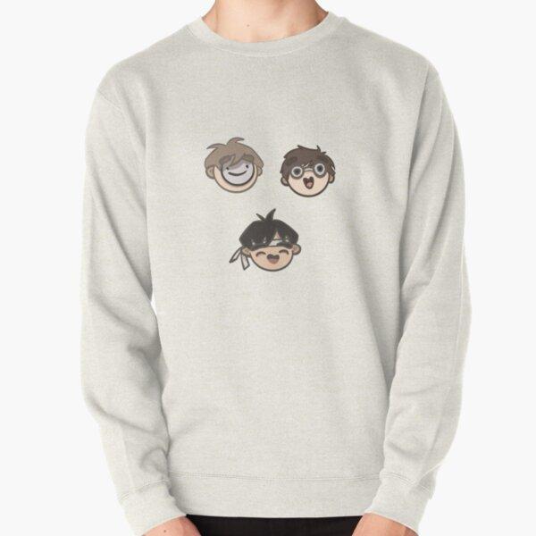 dreamwastaken, georgenotfound & sapnap (dream team) Pullover Sweatshirt RB0906 product Offical GeorgeNotFound Merch