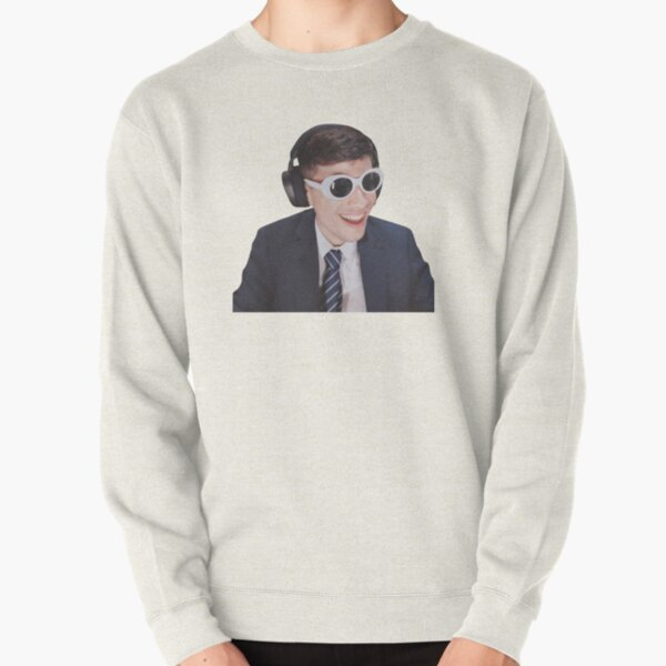 GeorgeNotFound in Goggles  Pullover Sweatshirt RB0906 product Offical GeorgeNotFound Merch