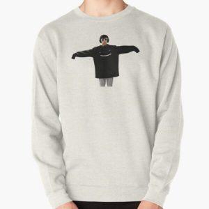 GeorgeNotFound in dream's merch Pullover Sweatshirt RB0906 product Offical GeorgeNotFound Merch