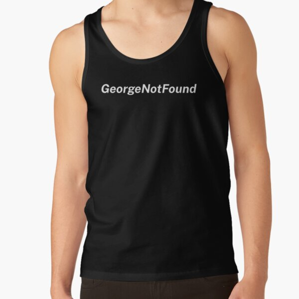 Georgenotfound Gaming Tank Top RB0906 product Offical GeorgeNotFound Merch