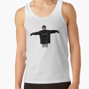 GeorgeNotFound in dream's merch Tank Top RB0906 product Offical GeorgeNotFound Merch