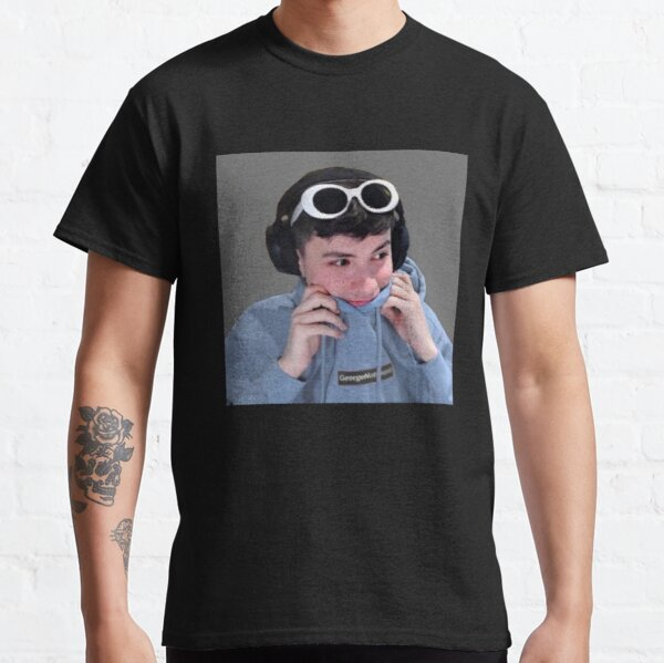 GeorgeNotFound Classic T-Shirt RB0906 product Offical GeorgeNotFound Merch