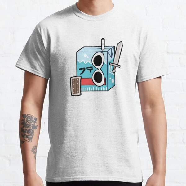 Georgenotfound Juice Box Classic T-Shirt RB0906 product Offical GeorgeNotFound Merch