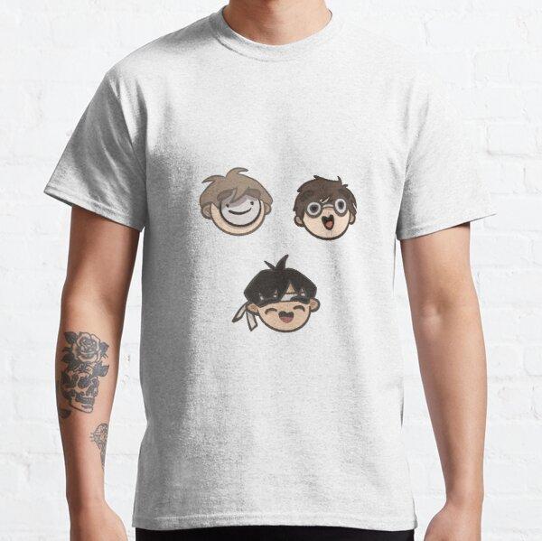 dreamwastaken, georgenotfound & sapnap (dream team) Classic T-Shirt RB0906 product Offical GeorgeNotFound Merch