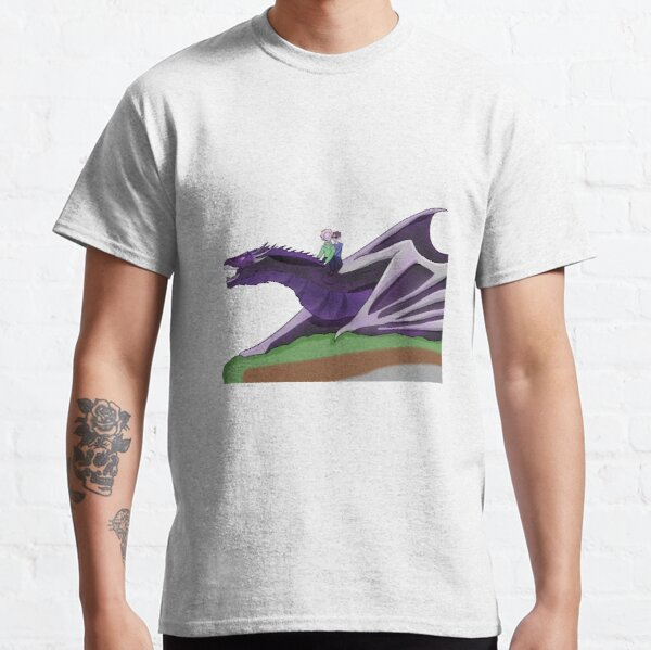 DreamWasTaken and GeorgeNotFound Dragon Classic T-Shirt RB0906 product Offical GeorgeNotFound Merch