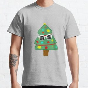 GeorgeNotFound Christmas tree Classic T-Shirt RB0906 product Offical GeorgeNotFound Merch