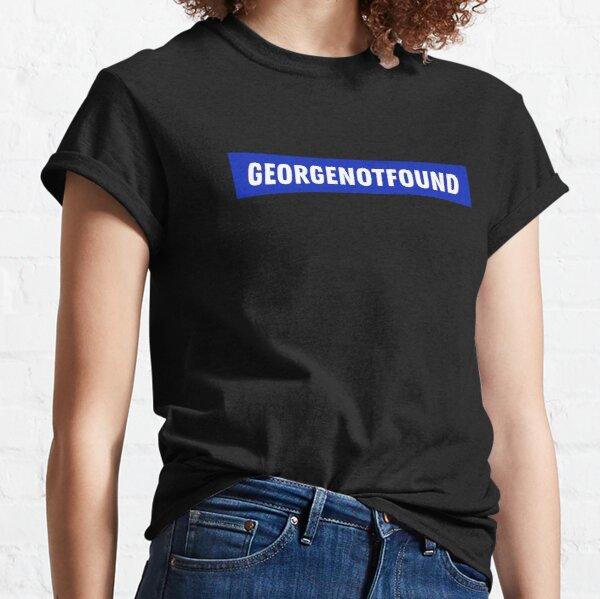 alternate Offical GeorgeNotFound Merch