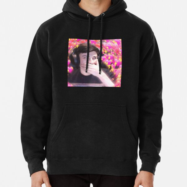 GeorgeNotFound Heart meme Pullover Hoodie RB0906 product Offical GeorgeNotFound Merch