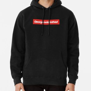 GeorgenotClothed Merch Dream SMP Georgenotfound onlyfans Pullover Hoodie RB0906 product Offical GeorgeNotFound Merch