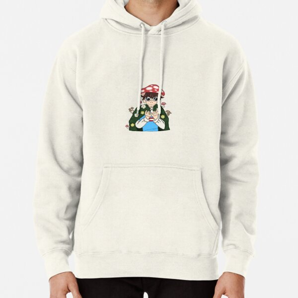 mushroom georgenotfound :] Pullover Hoodie RB0906 product Offical GeorgeNotFound Merch