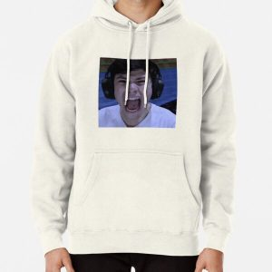 GeorgeNotFound screams Pullover Hoodie RB0906 product Offical GeorgeNotFound Merch