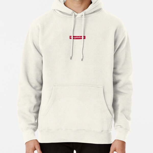 georgenotfound grey Pullover Hoodie RB0906 product Offical GeorgeNotFound Merch