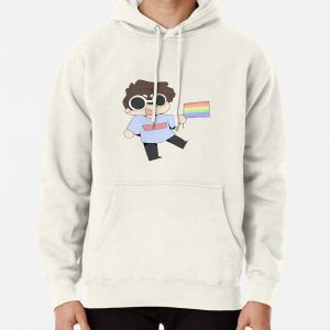 Georgenotfound gay flag Pullover Hoodie RB0906 product Offical GeorgeNotFound Merch