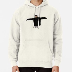 GeorgeNotFound in dream's merch Pullover Hoodie RB0906 product Offical GeorgeNotFound Merch