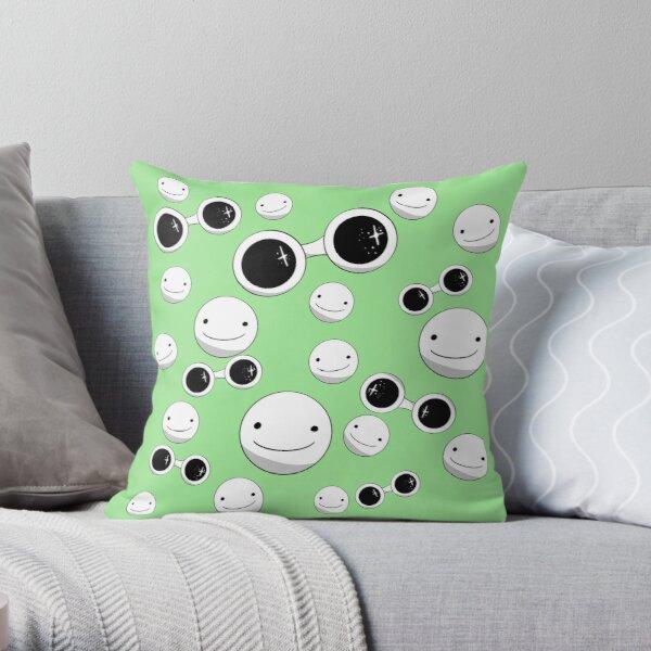 Dreamwastaken Georgenotfound Pattern Throw Pillow RB0906 product Offical GeorgeNotFound Merch