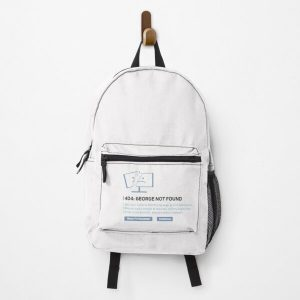 Georgenotfound 404 Backpack RB0906 product Offical GeorgeNotFound Merch