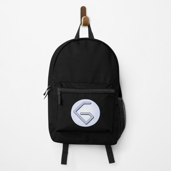 Georgenotfound Gaming Logo Backpack RB0906 product Offical GeorgeNotFound Merch