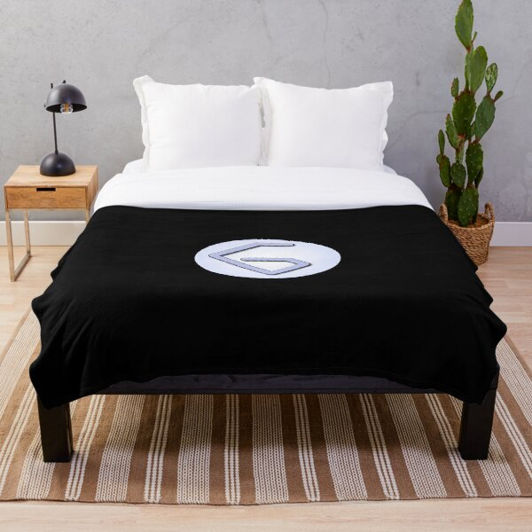 Georgenotfound Gaming Logo Throw Blanket RB0906 product Offical GeorgeNotFound Merch